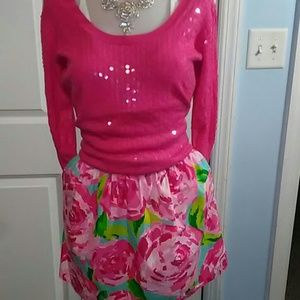 LILLY PULITZER Hard To Find Skirt